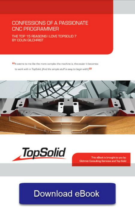 Parametric Design - Reason #15 I Love TopSolid